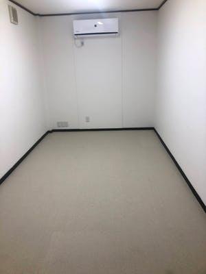 空室のレンタルオフィス